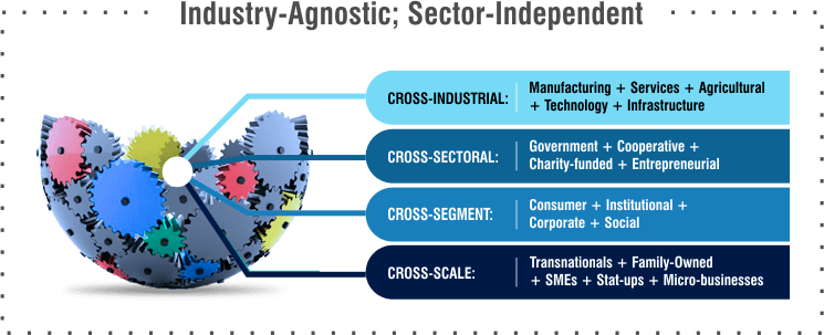 Industry Independence & Cross-Sectoral Suitability